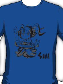 League of Legends - Sona (No Gold) T-Shirt