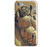 Gargoyle once a day... iPhone Case/Skin