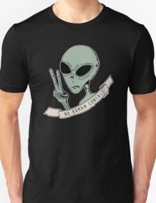 No Human Contact T-Shirt