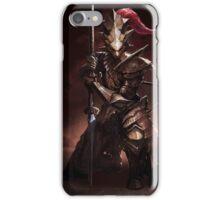 Dragon Slayer Ornstein iPhone Case/Skin