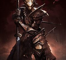Dragon Slayer Ornstein by S4beR