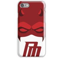 Dare Devil iPhone Case/Skin