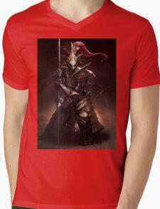 Dragon Slayer Ornstein Mens V-Neck T-Shirt