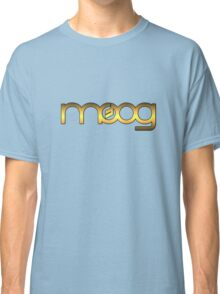 Golden Vintage Moog Synth Classic T-Shirt