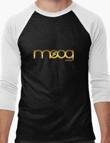 Golden Vintage Moog Synth T-Shirt