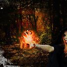 Autumn Witch by Rookwood Studio ©