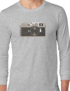 M9 Camera Long Sleeve T-Shirt
