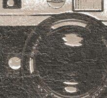 M9 Camera Sticker