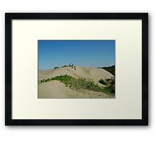 I believe I can fly Framed Print