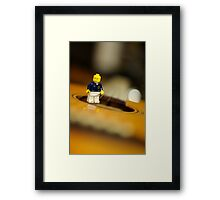 The Soloist Framed Print