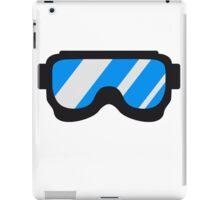snowboard goggles goggle equipment eyes iPad Case/Skin