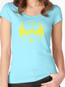 Iron Fist Women's Fitted Scoop T-Shirt