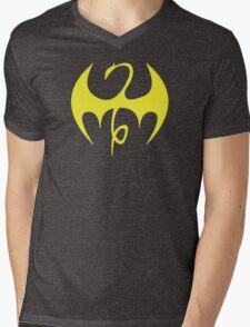 Iron Fist Mens V-Neck T-Shirt