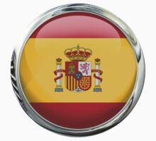Spain Flag by 3Dflags