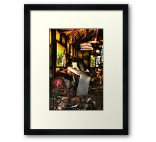 Elves Revolt Framed Print