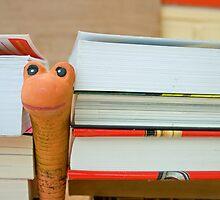 Bookworm by Mark  Humphreys