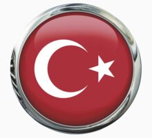 Turkey Flag by 3Dflags