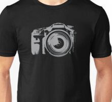 Fast Shooting Camera Unisex T-Shirt