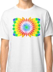 Rising Rainbow Star Classic T-Shirt