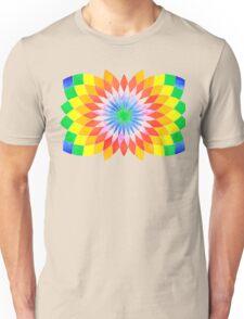 Rising Rainbow Star Unisex T-Shirt