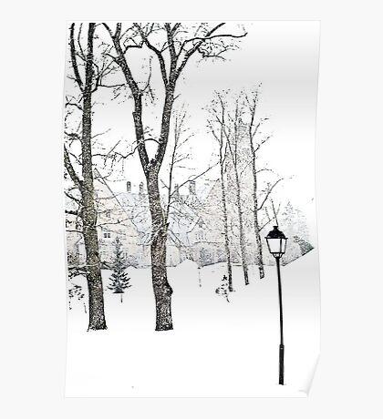 White as White. Poster