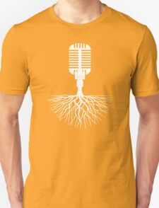 Musical Roots (Microphone) T-Shirt