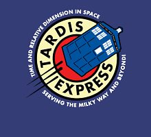 Tardis Express Futurama Doctor Who T-Shirt