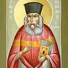 St Nicholas Planas by ikonographics