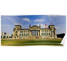 Reichstag. Poster