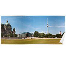 Berlin. Mitte. Poster