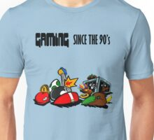 Gaming Since the 90's Unisex T-Shirt