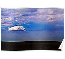 A Cloud. Poster