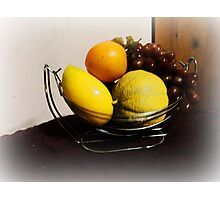 fruity yours... Photographic Print