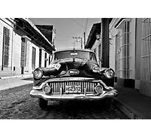 Buick Eight Photographic Print