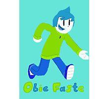 Obie Faste (Classic) Photographic Print