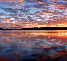 Magnificence - Narrabeen Lakes, Sydney Australia - The HDR Experience by Philip Johnson