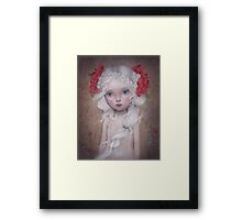 If I told you a flower bloomed in the dark Framed Print