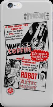 B Movie Double Bill by loogyhead
