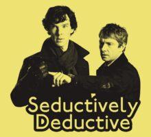 Seductively Deductive Baby Tee