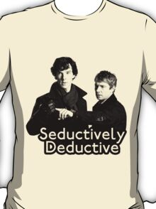 Seductively Deductive T-Shirt