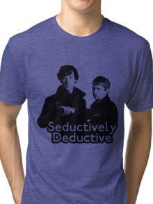 Seductively Deductive Tri-blend T-Shirt
