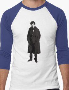 Sherlock Holmes, Consulting Detective Men's Baseball ¾ T-Shirt