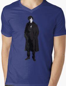 Sherlock Holmes, Consulting Detective Mens V-Neck T-Shirt