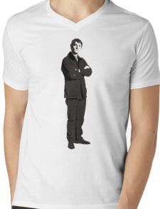 John Watson, Ex-Army Doctor Mens V-Neck T-Shirt