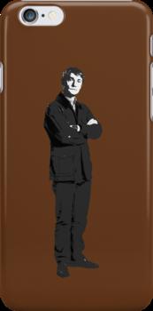 John Watson, Ex-Army Doctor by Deastrumquodvic