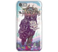Journeying Spirit (Owl) iPhone Case/Skin