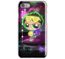 JD - Ruffin' it up iPhone Case/Skin