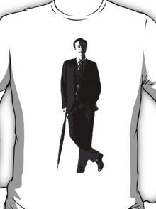 Mycroft Holmes, British Government T-Shirt