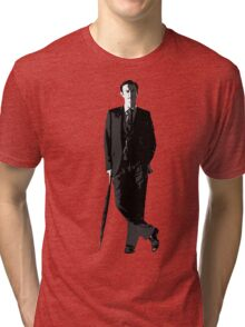 Mycroft Holmes, British Government Tri-blend T-Shirt