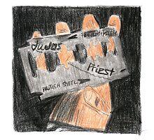 Crayon Priest by DarkRobots